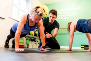 Rehabilitation and Pilates